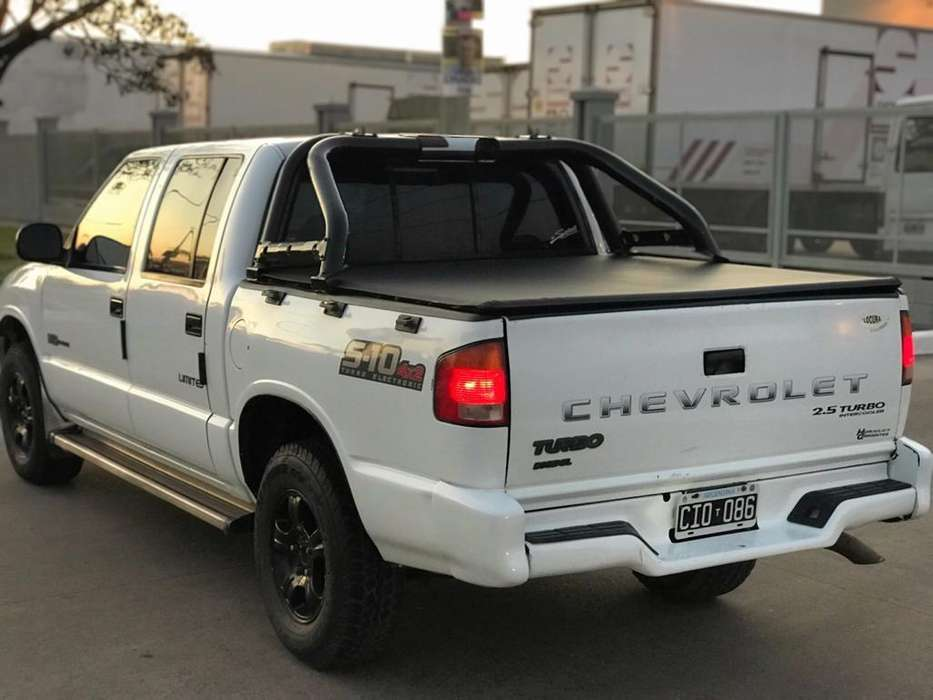 <strong>chevrolet</strong> S-10 1998 - 250000 km