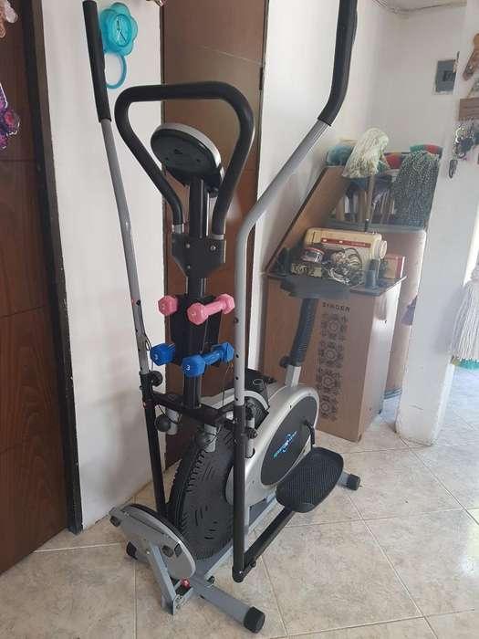 Bicicleta Eliptica Multiproposito.
