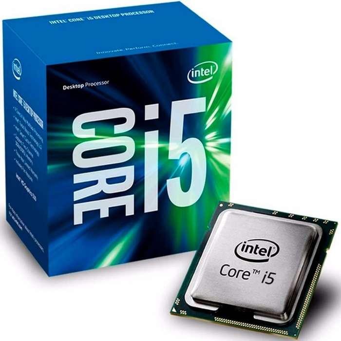 Procesador Core I5 7400 3.0ghz 7ma Gen.