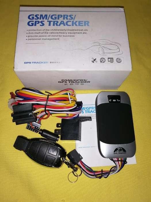 Alarma Gps Moto Original Homologada