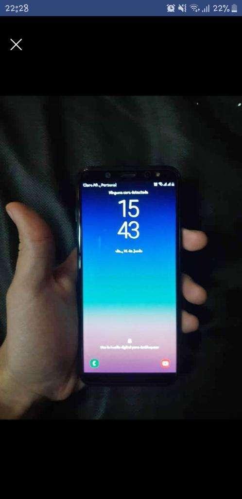 Vendo Samsung A6
