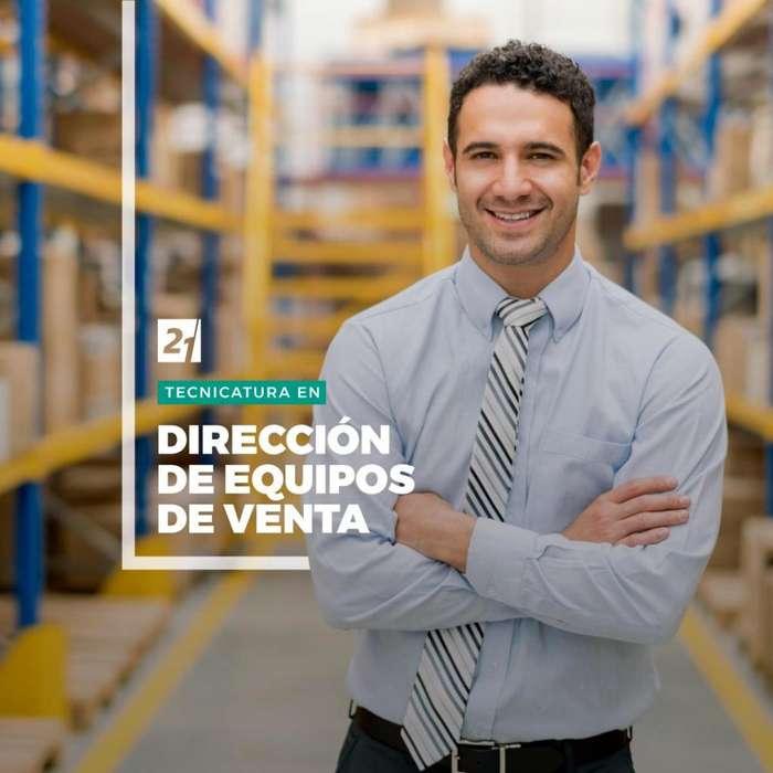 Tecnicatura en Dirección de Equipos de Venta - Universidad Siglo 21 Gualeguaychú