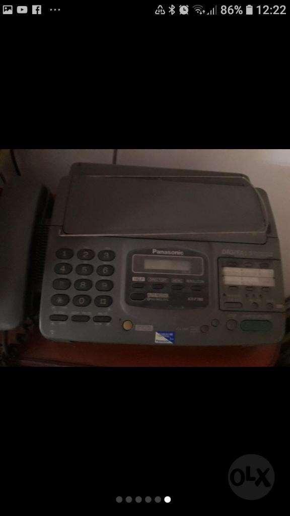 Fax Y Telefono Panasonic!!!!