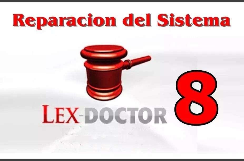 Reparacion del Lex Doctor 8 PC Servidor o PC Cliente CHAVEZ Computacion