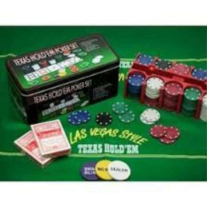Set de Poker Texas Hold