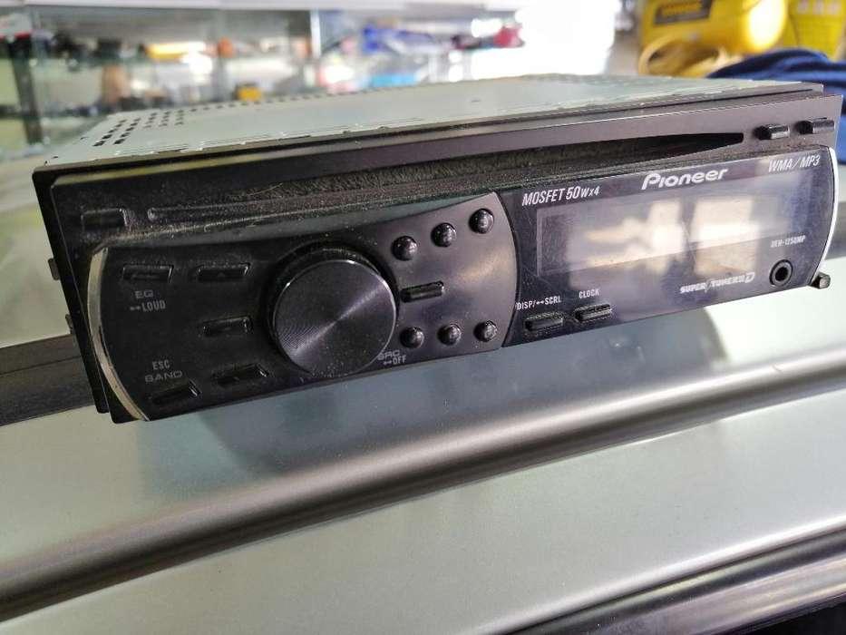 Radio Cd Mp3 Carro