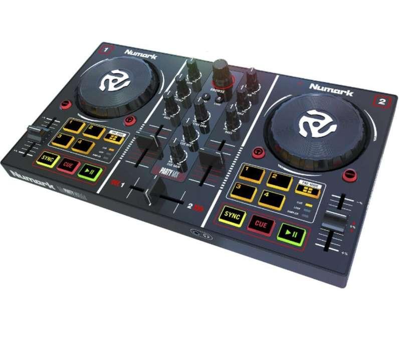 Controlador Dj Party Mix