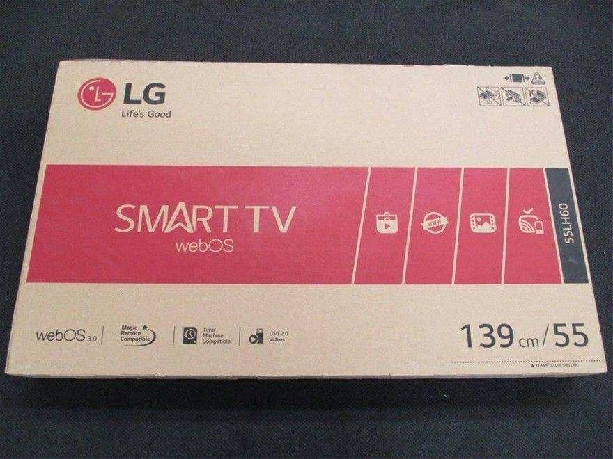 Televisor LED LG Smart TV de 55 pulgadas