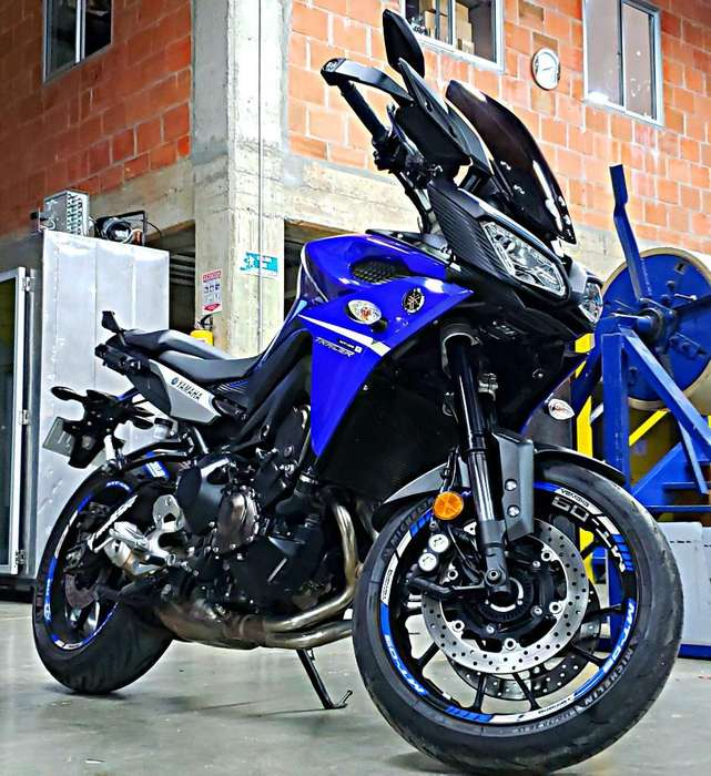 <strong>yamaha</strong> Mt 09 Tracer