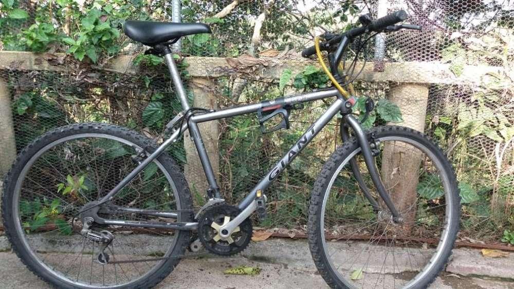 Bicicleta Todo Terreno Giant Clasica