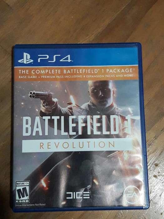 Battlefield Juego Play4