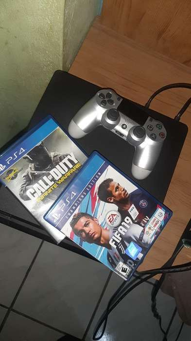 Ps4 Exelente Estado
