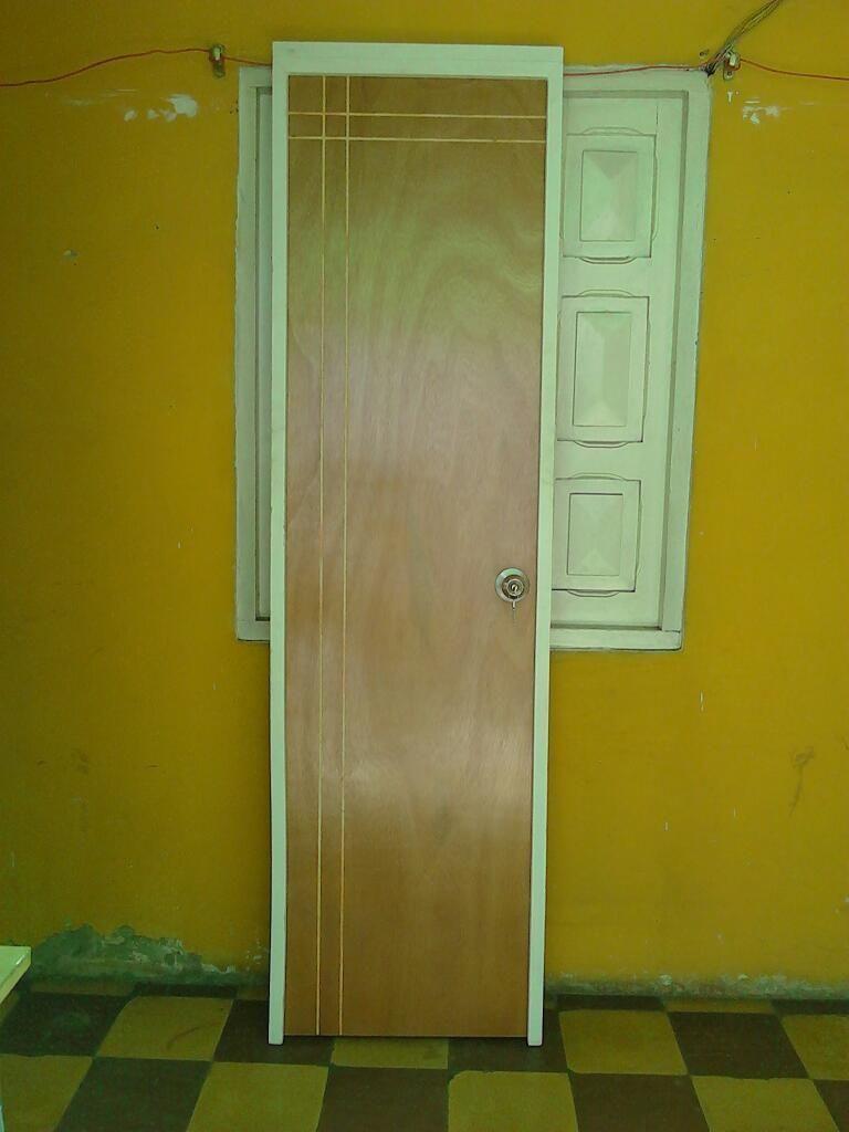 Puerta en Madera 3113437268 Se Vende