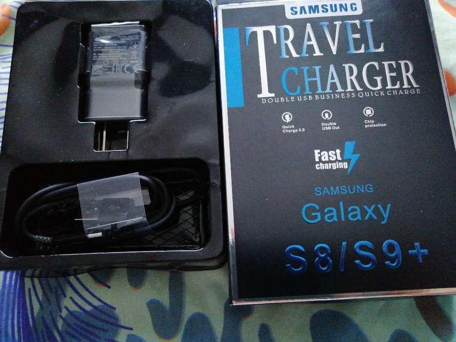 Cargador Samsung Galaxi S8, S9