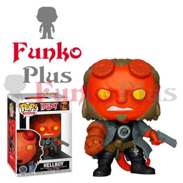 Funko Pop Hellboy FP
