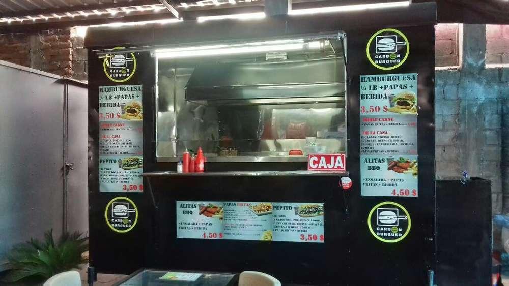 Vendo Food Truck Oportunidad Negocio