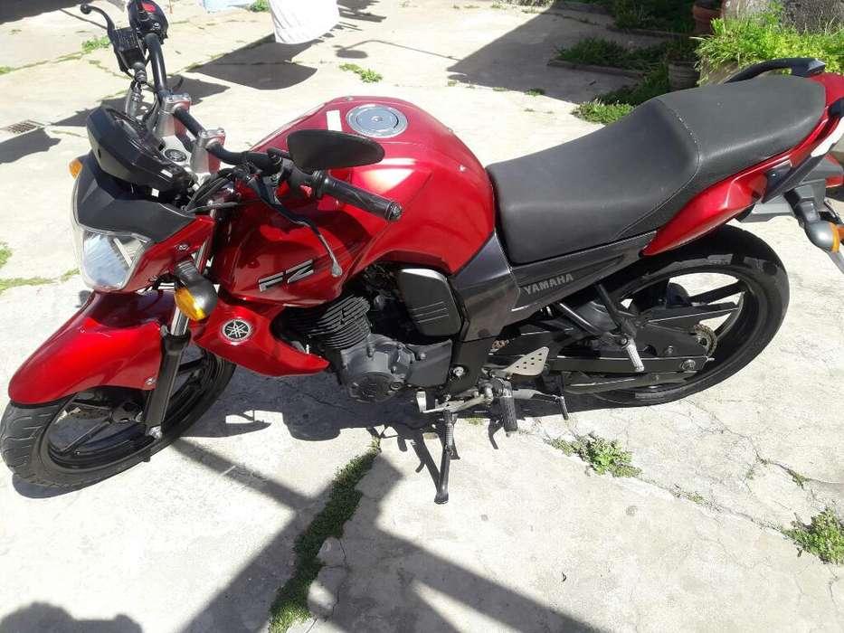 Yamaha Fz16 Roja 2012 11000km U/dueño