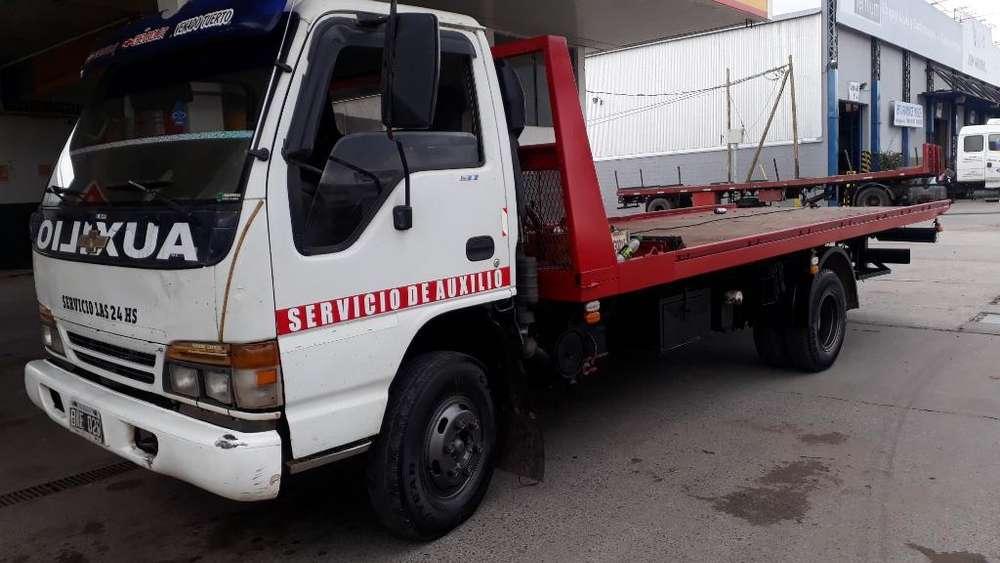 Grua Auxilio de Vehículos Autoelavador