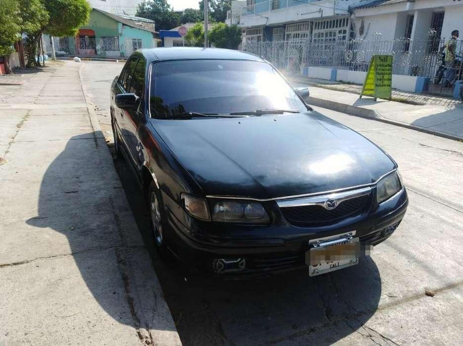 Mazda 626 1999 - 1000 km