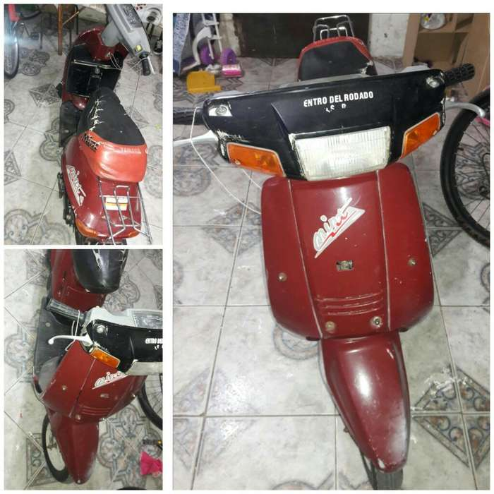 Vendo <strong>yamaha</strong> Scooters 50cc