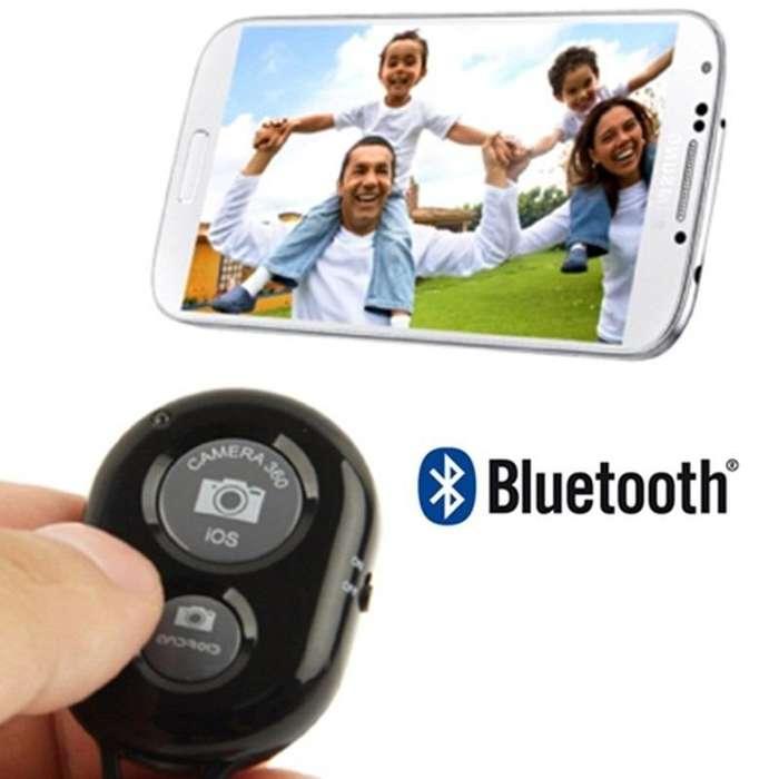Control Remoto Bluetooth Camara Disparador Iphone, Samsung...