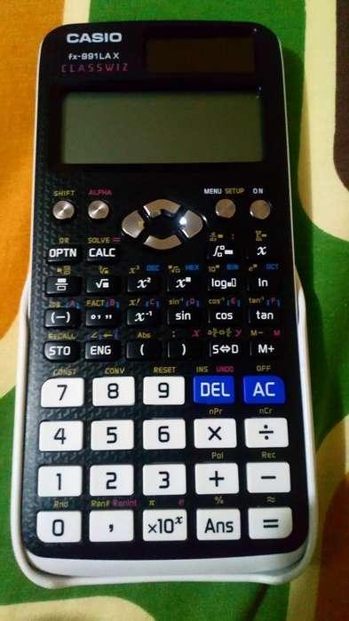 Calculadora Casio Fx 991 Lax