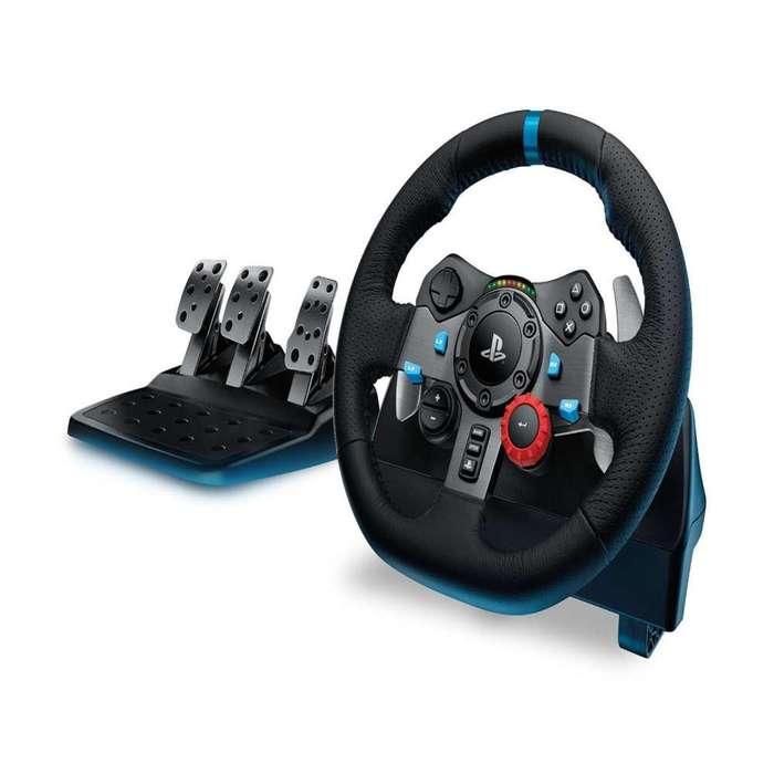Vendo volantes logitech para PC/PS3/PS4