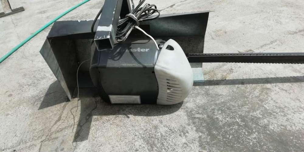 Motor para Puerta Automatica
