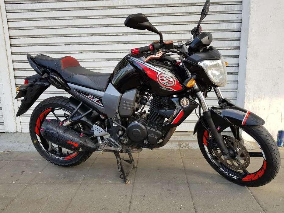 Yamaha Fz Modelo 2014 Papeles Nuevos