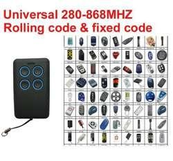 Control remoto universal para puertas de garaje puertas automaticas control liftmaster bft genius roger