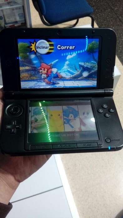 3ds Xl Programada