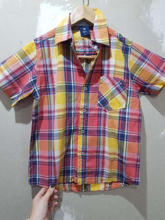 Camisa Marca Mimo&co sin Uso