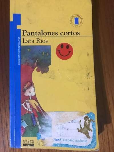 Pantalones Cortos Libros Cds Dvds 1103177915