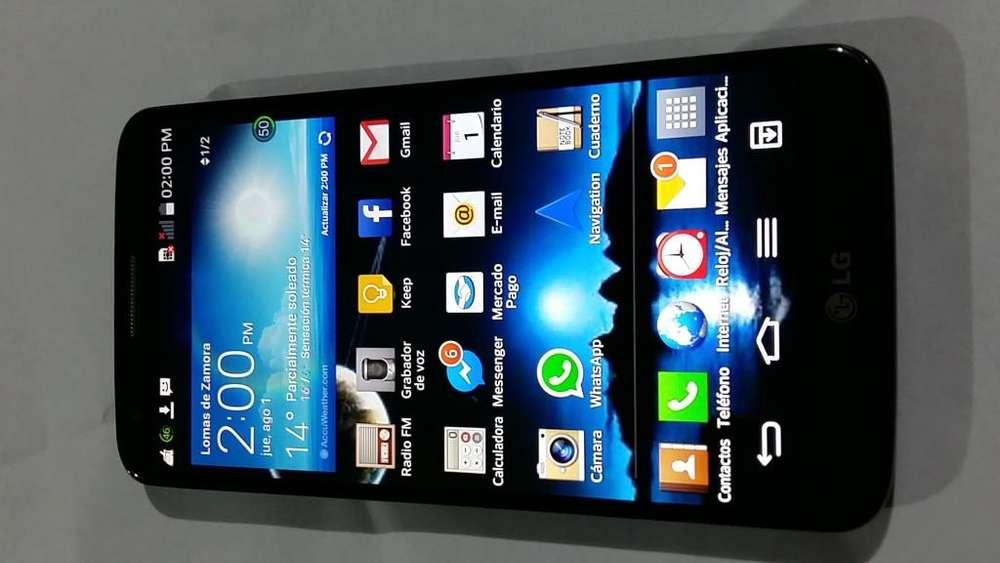 celular LG G2 D806 usado movistar liberado por la empresa