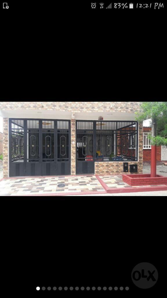 Vendo Hermosa Casa En El Barrio Magdamen Espinal