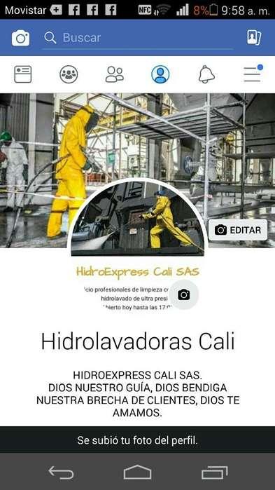 Hidrolavados Ultrapresion Y Alquiler