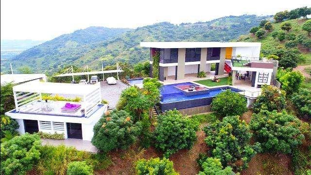 vendo hermosa mansión en ANAPOIMA