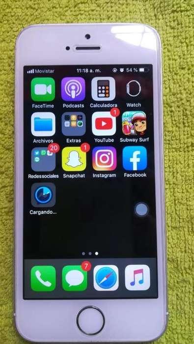 iPhone 5S (sin Huella)