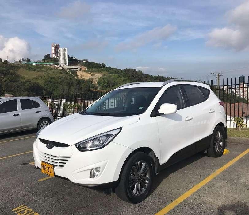 Hyundai Tucson ix-35 2014 - 104000 km