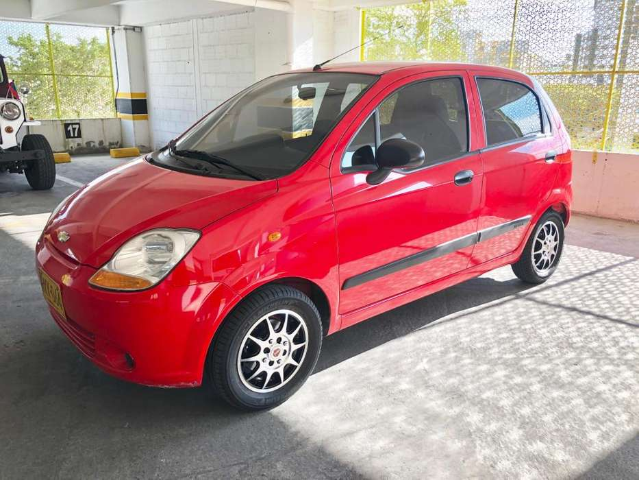 Chevrolet Spark 2012 - 92000 km