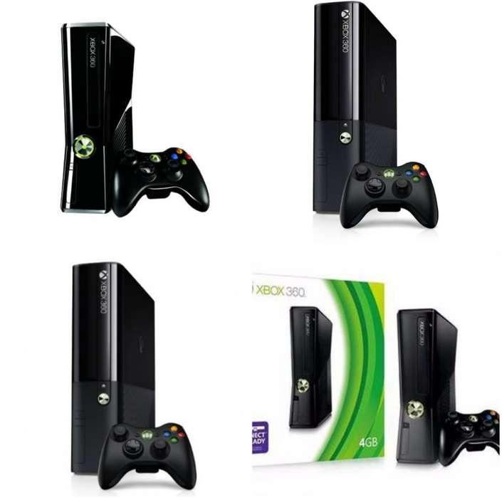 Xbox 360 Repacion Y Venta de Consolas