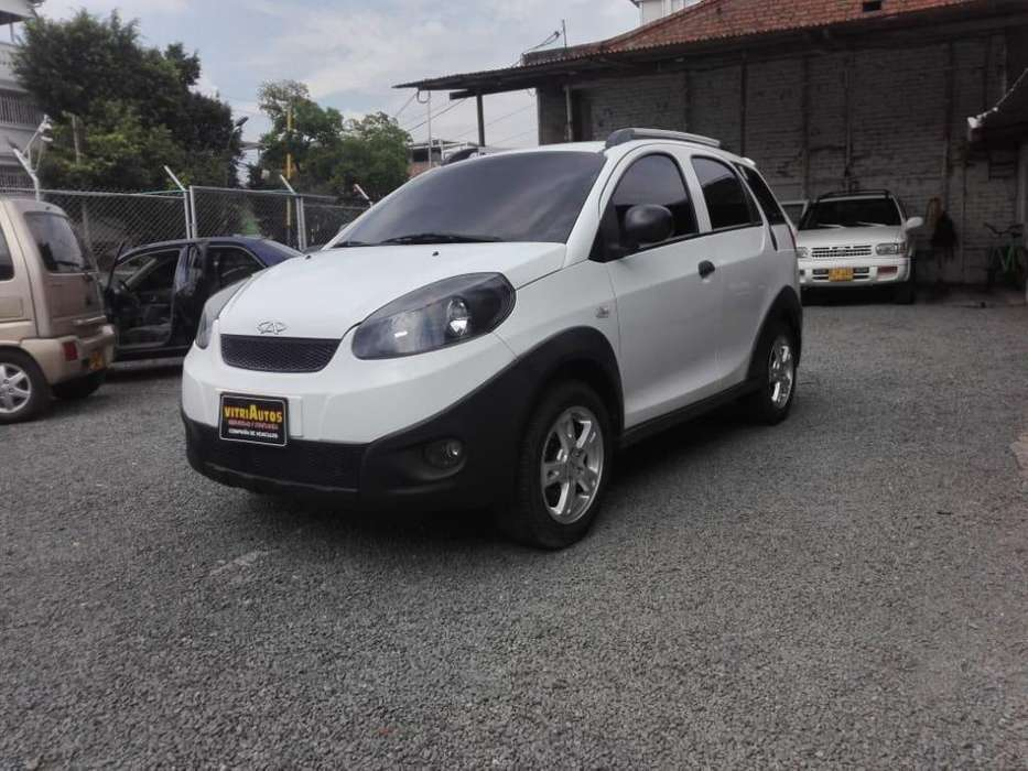 <strong>chery</strong> Xcross 2013 - 88000 km