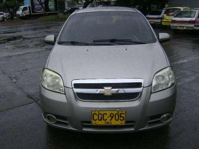 Chevrolet Aveo Emotion 2008 - 184000 km