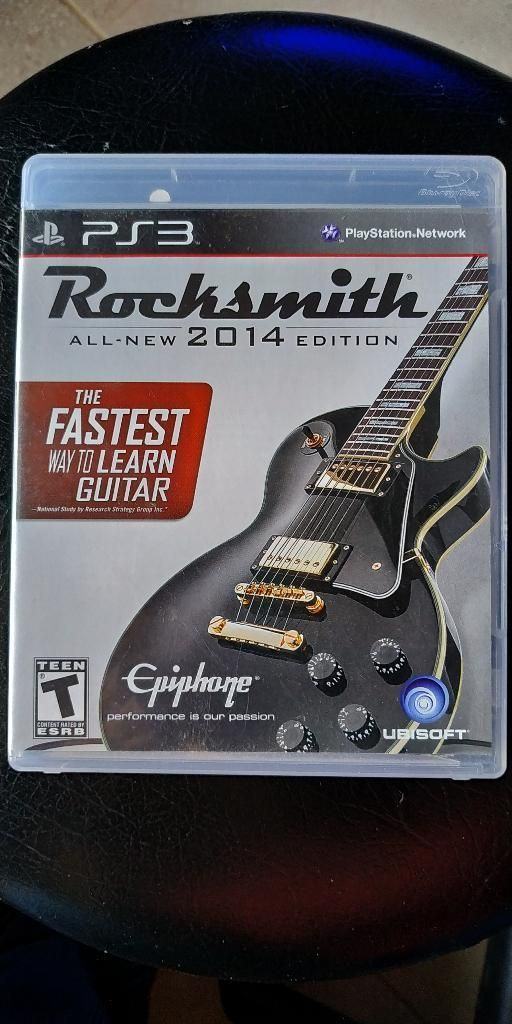 Rocksmith All New 2014 Edition sin Cable