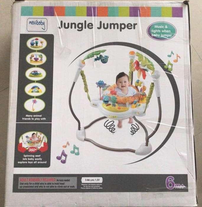 Jumper- Brinca Brinca