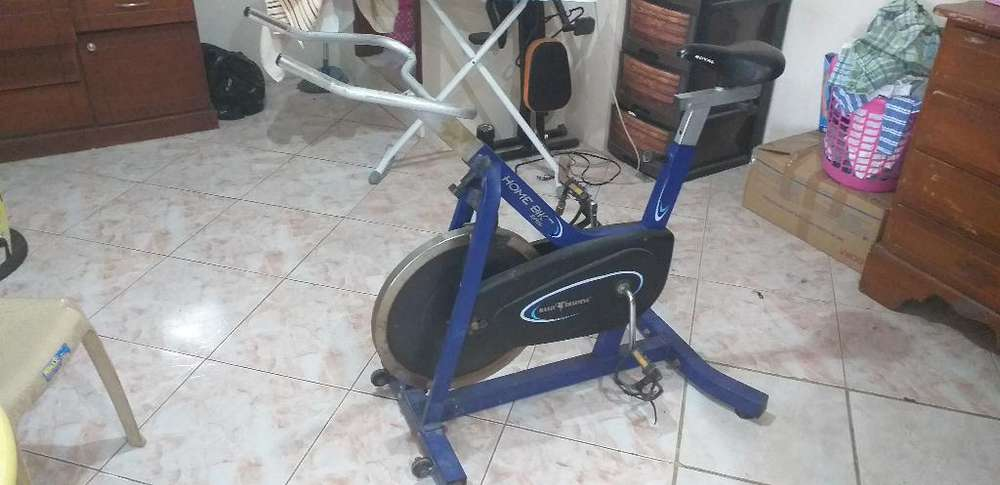 <strong>bicicleta</strong> Estática Home Bik
