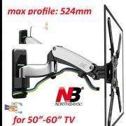 Soporte Para Tv 40 A 55 Nb North Bayou F450 Flexi Gas
