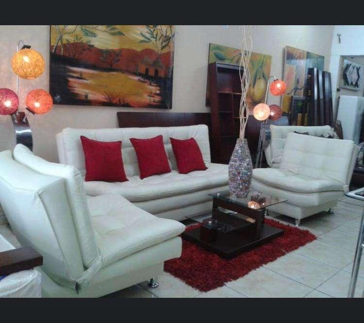 Sala Reclinable Color a Gusto Sofacama