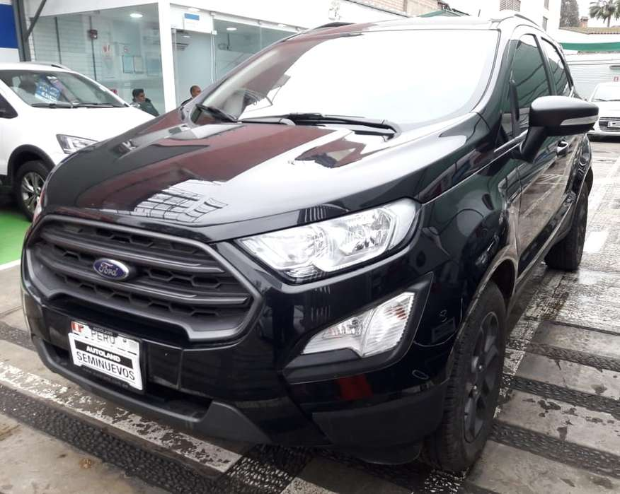 Ford Ecosport 2017 - 27900 km