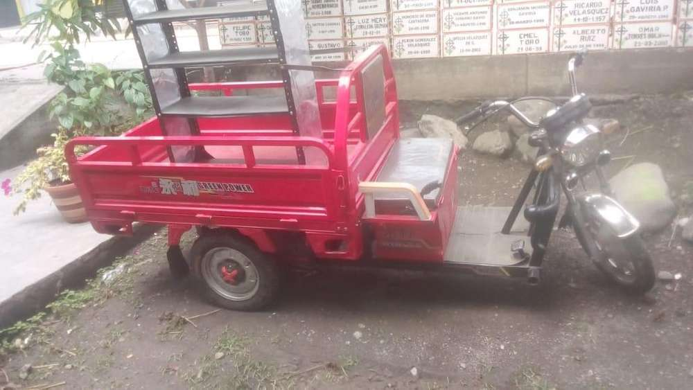 Vendo Motocarga Electrica JET CARGO 250